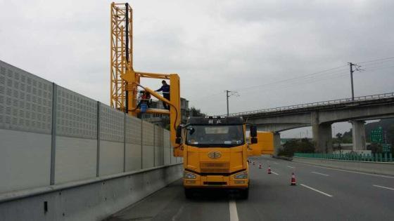 安庆桁架式桥梁检测车价格升合升价格优惠